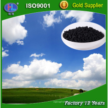 Carbón activado a base de madera para la adsorción por separación de gas de la industria petrolera