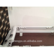 Motorized Curtain Track For Electric Curtain And Automatic Motor Drapery Rod Set