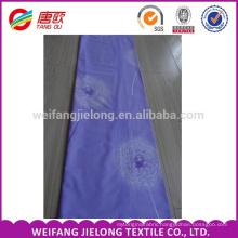 Dream Purple Dandelion printing 100 % cotton bedding fabric