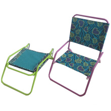 High Quality Low Sand Beach Chair with Armrest (SP-135)