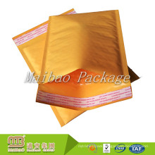 Self-Adhesive Delivery Use Custom Sizes Color Printed Big Bubble Mailer Padded Envelope / Large Jiffy Bags