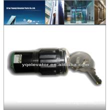 kone elevator station lock, elevator parts city, mechanism for lifting doors