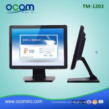 Monitor de POS con pantalla táctil LED de 12 pulgadas