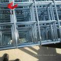 Гальванизированная и PVC покрынная сваренная панель ячеистой сети ( изготовление )