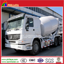 Sinotruk HOWO Zement- / Betonmischer-LKW für Verkauf