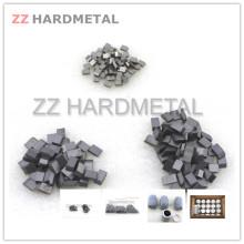 Pontas da serra do carboneto de tungstênio (ISO)