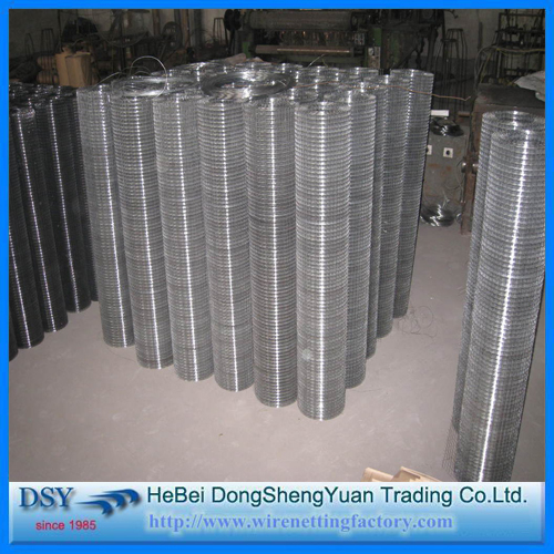 Square Hole Welded Wire Mesh