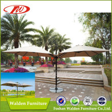 Hot Double Aluminium Parasol (DH-118)