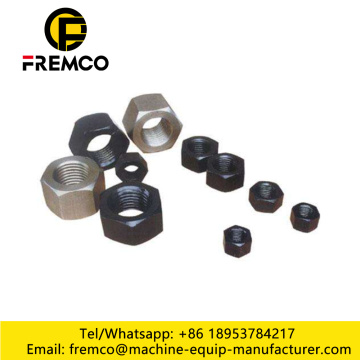 Excavator Track Chain Bolts and Nuts
