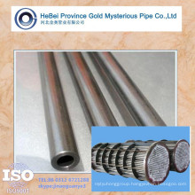 25.4&31.8mm Heat Exchanger tube Low Carbon Steel Tube& Pipe