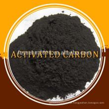 A maior produção de mercado de carbono ativado da China em pó ativou o carbono