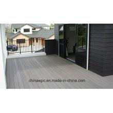 WPC-Komposit-Decking für hohe Qualität