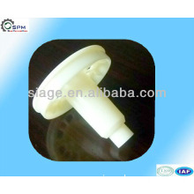 custom made ABS plastic injection pipe parts molding