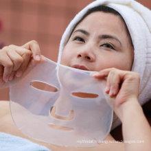 Masque facial d'acide hyaluronique pour la protéine nano