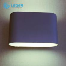 LEDER 2 * 3W Up down White luminárias de parede internas
