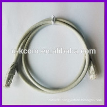 China supplier Cat6 RJ45 UTP ethernet patch cord