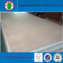 Best Price Hardwood Core Okoume Plywood for Decoration