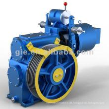 Schneckengetriebemotor für Aufzug (GIE)