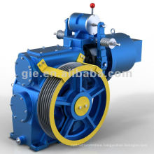 geared motor 1600kg 1.75m/s GL-200(gie elevator traction machine)