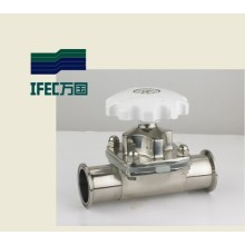 Sanitary Stainless Steel DIN Diaphragm Valve