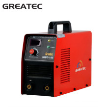 Máquina de soldadura de aço elétrica IGBT 145
