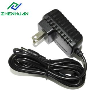 Fuente de alimentación LED de 24VDC 500mA 12W enchufable