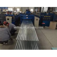 Hot Corrugated Zinc aluminum roofing sheet Metal Roof China
