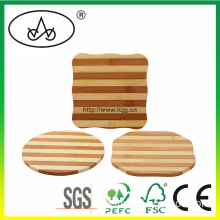Bamboo Heating Pad/Placemat /Coaster/Mat for Kitchenware (LC-966P3)