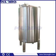 KUNBO Réservoir de stockage d'eau en acier inoxydable de 300 gallons