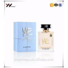 custom Pantone color paper cardboard packaging cosmetic/perfume box