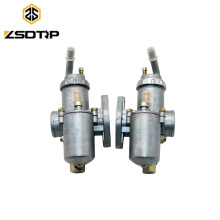 Twin cylinder 750cc motorcycle engine carburetor PZ28 carburetor 750cc Case for R50 R60 R12 KC750, R1,R71,M72, MW 750