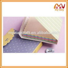 Korean stationery latest products of cute sticky notes, buy from china online