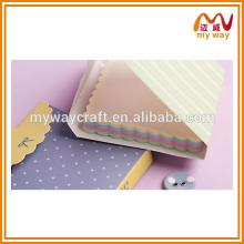 Produtos de papelaria coreanos mais recentes de fofos notas adesivas, compre na China online
