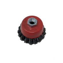 Top Selling Twisted Wire Bowl Brush Crimped Wire Cup Brush For Polishing