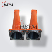 DN230 Truck Parts Concrete Conveying Cylinder