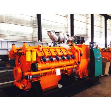 50Hz 547kw Googol Genset utiliza el motor de energía eléctrica de gas