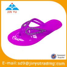 2014 zapatos del agua de la jalea del pvc