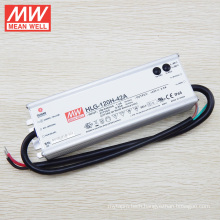MEANWELL 36~42V 2.9A C.C+C.V Type 120W LED Driver UL CUL HLG-120H-42A with PFC Function
