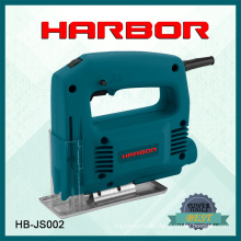 Hb-Js002 Harbor 2016 Hot Selling Fret Saw Table Saw Machine Wood Cutting Machine