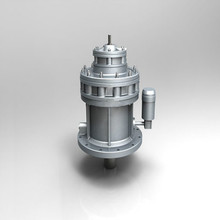 Flange Mounted Agitator Cycloidal Gearbox Reducer