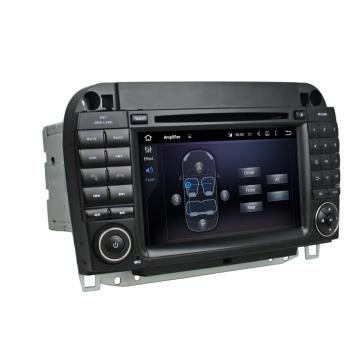 Radio Stereo Auto Electronics for Benz S-Class