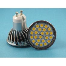 Nouveau Dimmable GU10 4W 24PCS 5050 SMD LED Spot Downlight