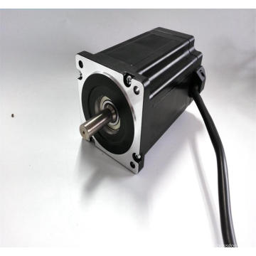 3000w 48v 2.1N.m 660w nema 34 brushless dc motor approved for electric car motor