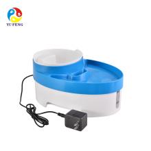 Fonte de água do animal de estimação para Cat Dog automática Food Bowl Dish Feeder Dispenser 3 em 1