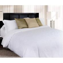 Новая коллекция Кровать Современная постель Простой Белый отель / Главная Постельное белье (WS-2016229)
