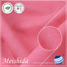 linen cotton blended solid fabric 11x11/51x47 bulk for india market
