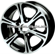 14 pouces belle roue de voiture sport 4/5 trous 100-114.3mm réplique