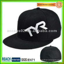 flat visor fitted cap SN-0030