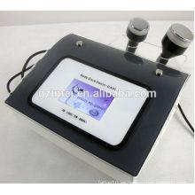 1 MHZ ultrasonido 40khz cavitación portátil de uso doméstico cavitación máquina de ultrasonido