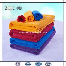 Coton Custom Colorful Disponible Hôtel 21s Serviettes Serviettes de bain blanc bon marché en vrac
